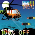 Reckless Rider Helicopter - Holi Sale APK