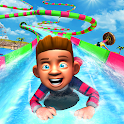 Kids Water Adventure 3D Park icon