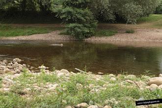 Photo: 7: El Río Nansa. En Las Bárcenas viven menos de 10 personas.