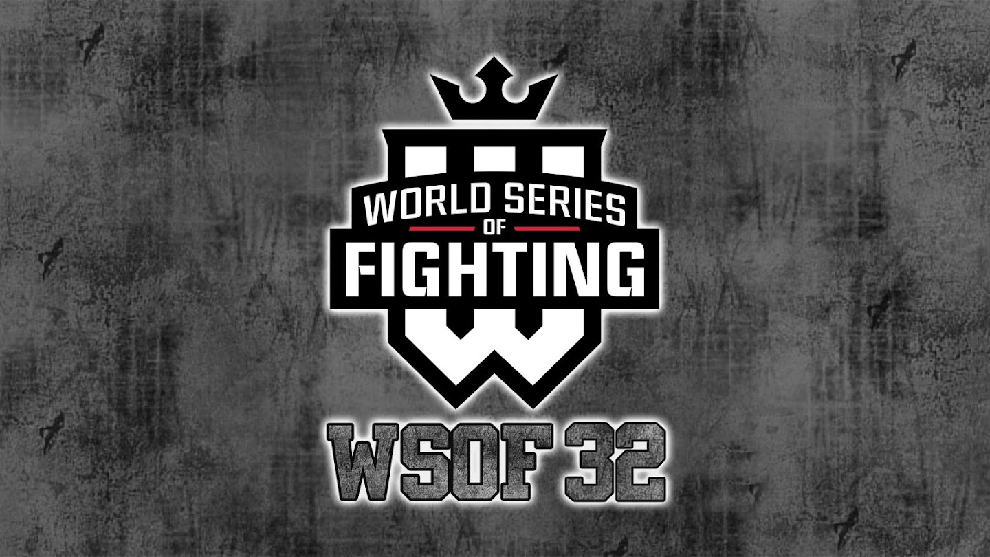 Watch World Series of Fighting 32 live
