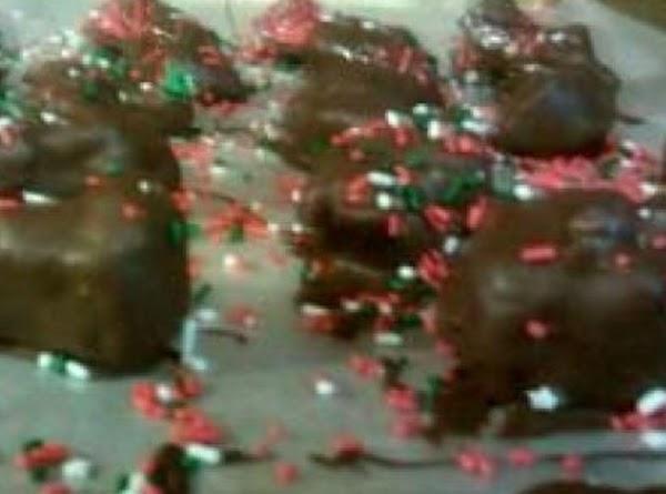 Chocolate Coated Home Made Marshmallows Recipe