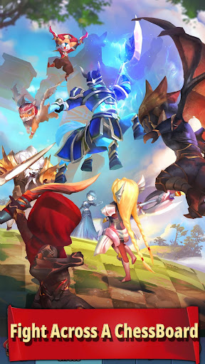 Auto Chess Legends (Mod) Apk - Autobattler Teamfight