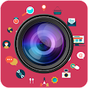 Селфи камера HD icon