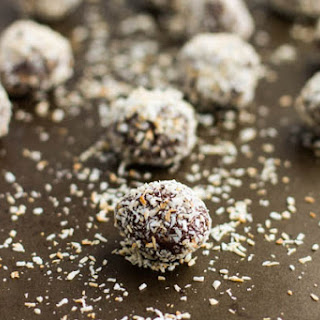 Coconut Almond Truffles Recipe