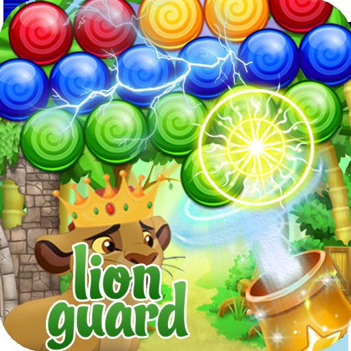 Bubble Adventure of Lion Guard