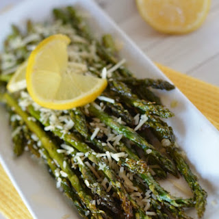 Oven Roasting Asparagus.