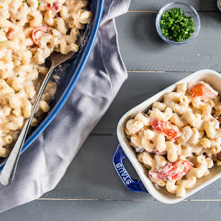 Truffle Lobster Macaroni n' Cheese