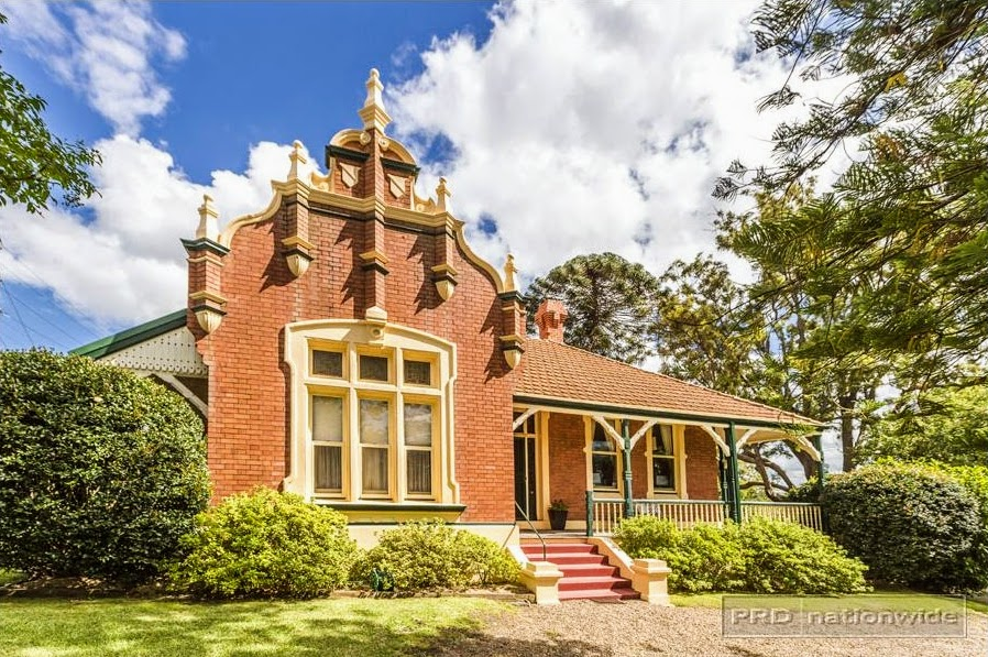 Early Federation Queen Anne 'Braeside', Waratah NSW