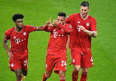 Test positif pour un joueur du Bayern Munich