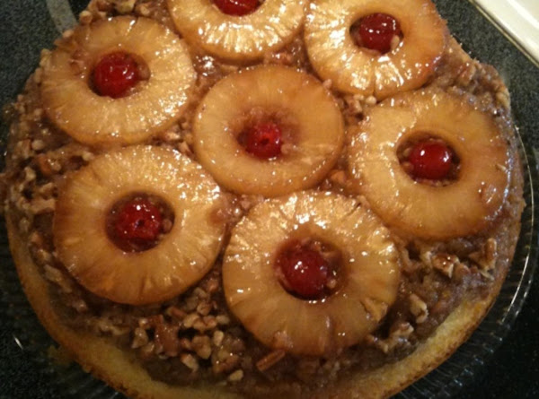 Pineapple Upside Down Cake (in A Cast-iron Skillet) Recipe