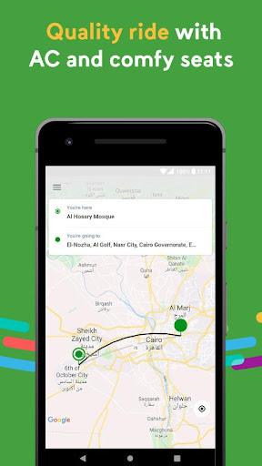 Careem BUS 2.6.3 screenshots 4