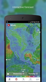 Windy- screenshot thumbnail