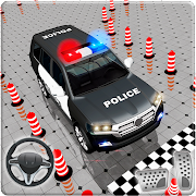 Advance Police Parking - Smart Prado Games