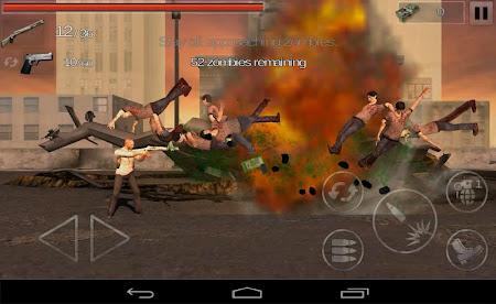 The Zombie: Gundead 1.0.12 screenshot 138110