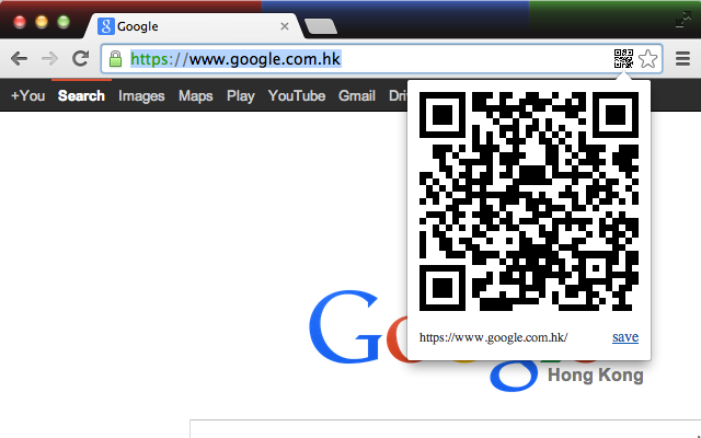 Anything to QRcode