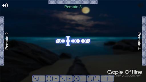 Gaple Offline  gameplay | by HackJr.Pw 3