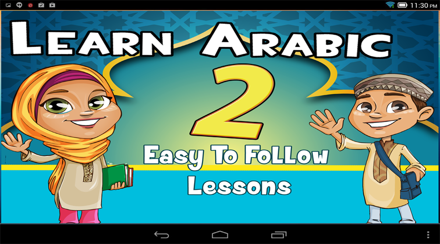 how to learn arabic app