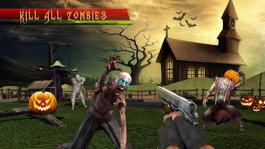 الهيجان الدجاج مطلق النار 3D: ألعاب الرماية بمسدس 2