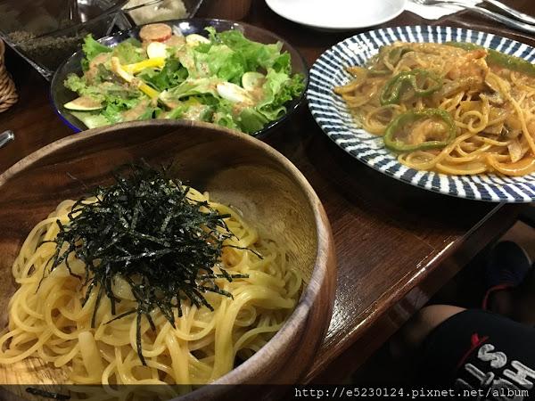 【台北-中山】麵日和-日式洋麵館 吃的到日本師父用心的麵!好吃口感又不違和的義大利麵~