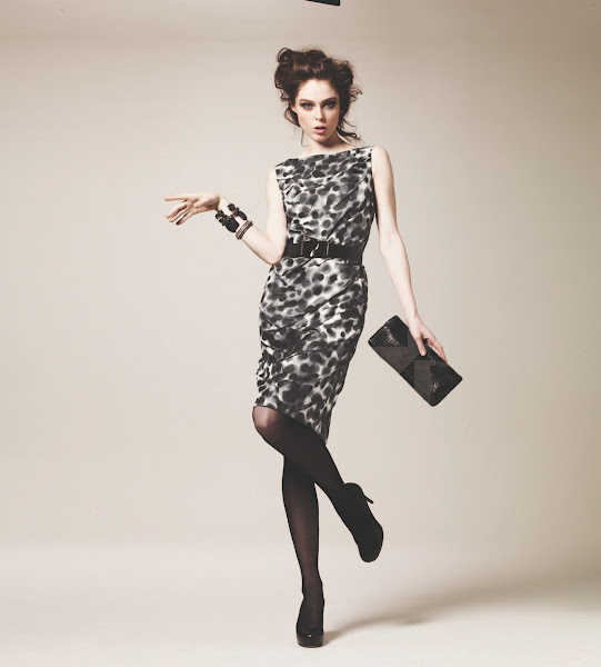 Photo: Coco Rocha for Neiman Marcus - 2011