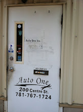 Photo: Auto One in Holbrook, MA Auto proudly displaying their BBB Accreditation