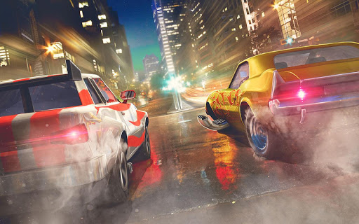 Top Speed: Drag & Fast Racing 3D  captures d'écran 2