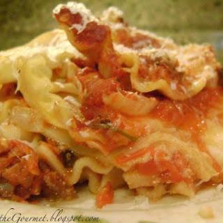 Sweet & Zesty Lasagna