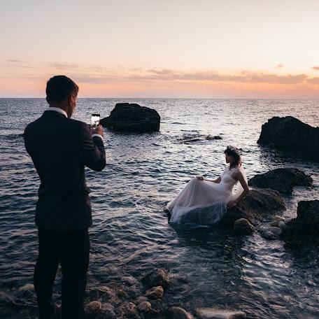Свадебный фотограф Дарья Маркова (DPavline). Фотография от 06.10.2018