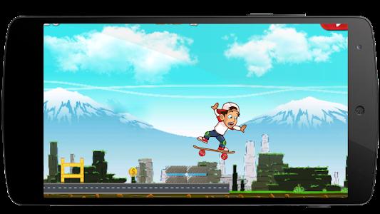 Skater boy Crazy game screenshot 4