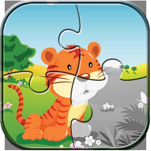 Puzzles De Animales Para Ninos Aplicaciones En Google Play