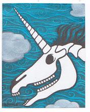 Photo: Mail Art 366 Day 22 card 22h