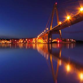 Stavanger Bybru by Teddy Tavares - Travel Locations Landmarks ( pwclandmarks )