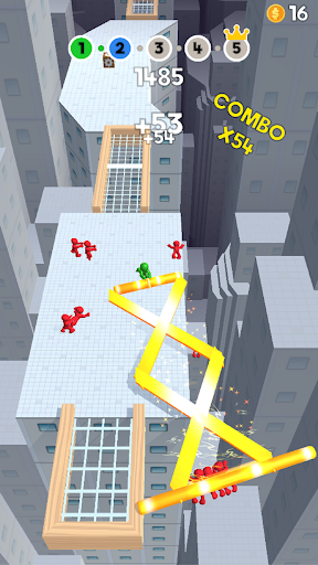 Code Triche Push'em all apk mod screenshots 3