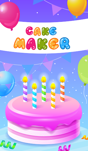 Cake Maker - Cooking Game apkpoly screenshots 18