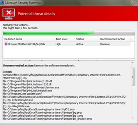 TrojanDownloader: JS/Nemucod.RH