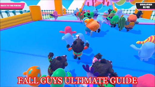 Fall Guys Ultimate Knockout Game Guide  screenshots 1