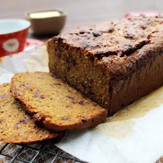 The Best High Fibre, Ginger Date Loaf With Hidden Pumpkin..