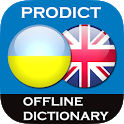 Ukrainian - English dictionary icon