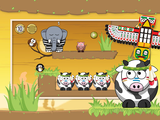 Snoring - best elephant puzzle on cool math games  screenshots 7