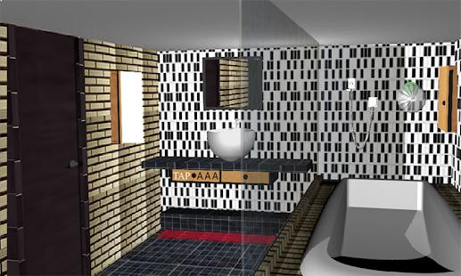 3D Escape Games-Bathroom - náhled