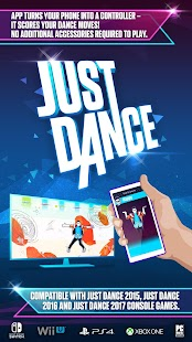 Just Dance Controller for PC-Windows 7,8,10 and Mac apk screenshot 1