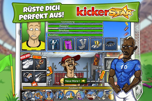 SoccerStar screenshot 4