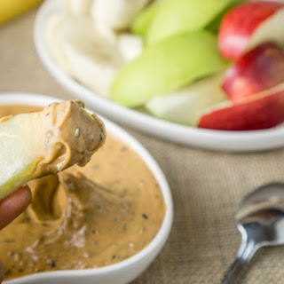 Healthy Peanut Butter Fruit Dip Recipes