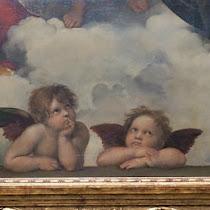 ドイツの古都ドレスデンで「世界で最も有名な天使」たちに対面