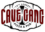 Logo for Cave Gang Pizza & Pub