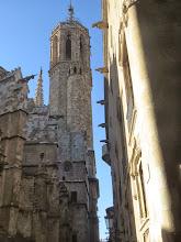 Photo: Torre de algo, quizás de la Catedral.