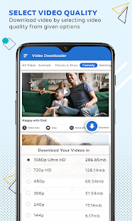 Video Downloader for fb: HD Video Saver, Fast Save for PC / Windows