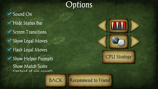 Backgammon Free screenshot 2
