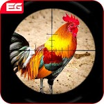 Chicken Shooter: Chicken Scream Hunting Tough Game Icon