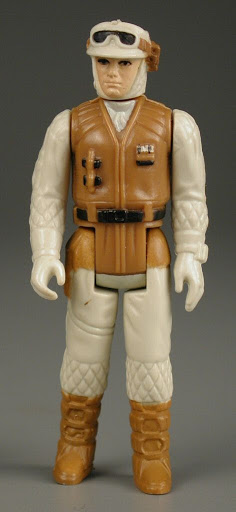 Action figure:Rebel Soldier (Hoth Battle Gear) | The Empire Strikes Back